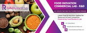 Food Research Lab R&D,  food innovation company