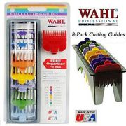 Wahl Colour Coded Plastic Comb Attachments for Cut Clippers