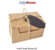 Get Custom Soap Boxes Wholesale Free Shipping