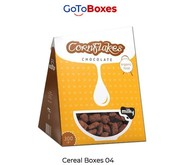 Get Discounts on Blank Cereal Boxes at GoToBoxes
