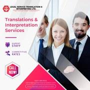 LST - Legal Service Translation and Interpretation Services
