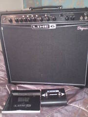 Line 6 Spider Valve 112 amp (with footswitch)