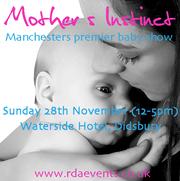 Mothers Instinct premier baby show